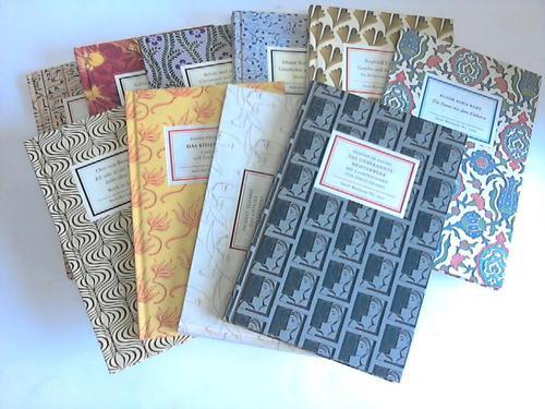 Insel-Bücher 10 Bände. Nummern 1001 / 1031 / 1102 / 1127 / 1185 / 1188 / 1189 / 1190 / 1286 / 1306