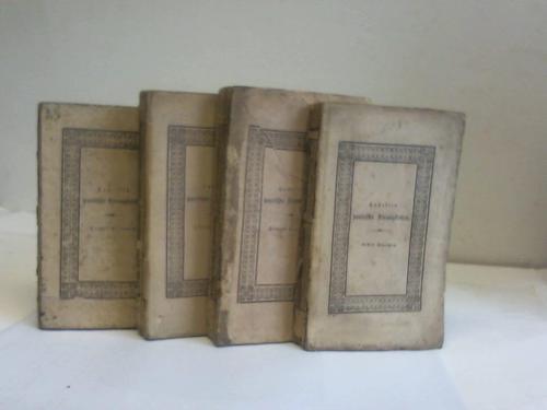 Poetische Kleinigkeiten. 4 (von 5) Bänden