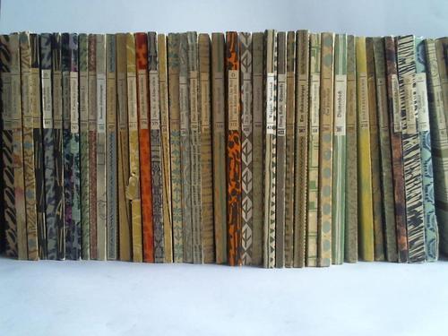 Samlung von 66 Insel Büchern (inkl. Auflagenvarianten)
