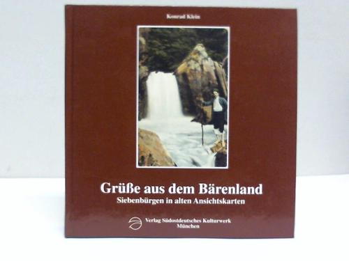 Grüße aus dem Bärenland. Siebenbürgen in alten Ansichtskarten