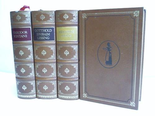 Höhepunkte seines Schaffens. 4 Bände