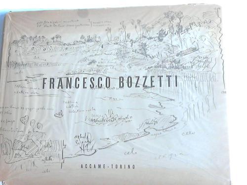 Francesco Bozzetti. Incisioni