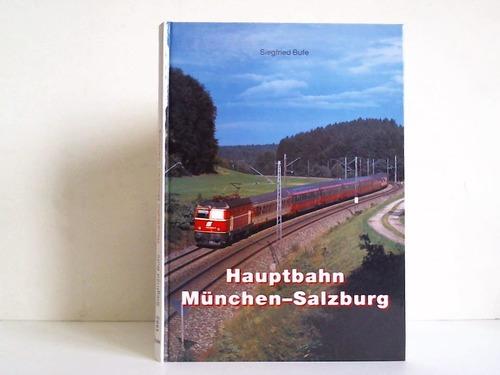 Hauptbahn München-Salzburg