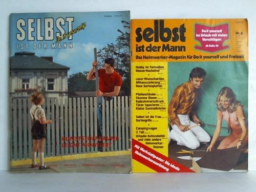 Das Heimwerker-Magazin für Do it yourself und Freizeit. 2 Hefte