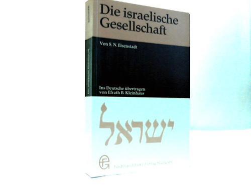 Die israelische Gesellschaft