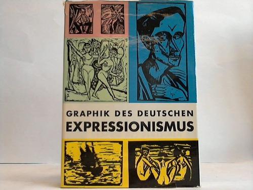Graphik des deutschen Expressionismus
