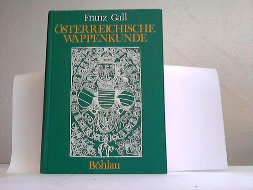 Österreichische Wappenkunde. Hansbuch der Wappenwissenschaft