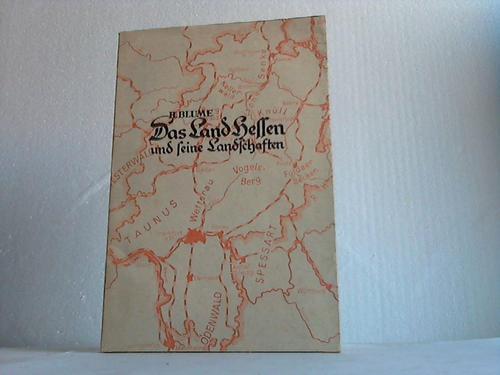 Das Land Hessen und seine Landschaften