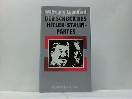 Der Schock des Hitler-Stalin-Paktes