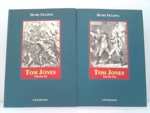 The History of Tom Jones. A Foundling 2 Bände