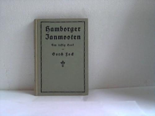 Hamborger Janmooten. Een lustig Book