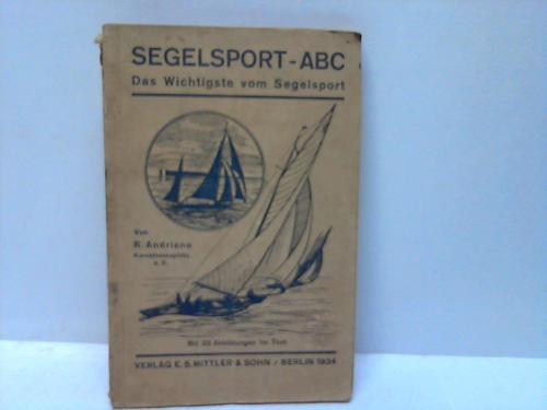 Segelsport ABC. Das Wichtigste vom Segelsport