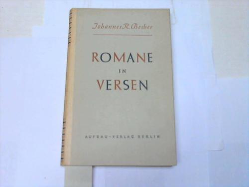 Romane in Versen