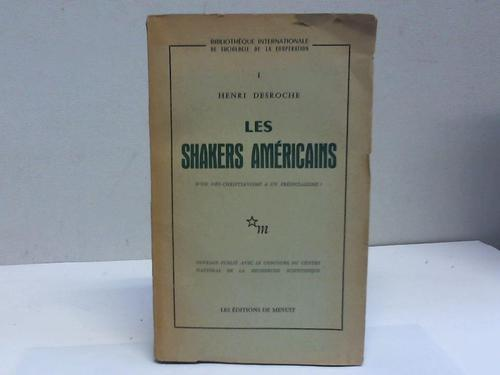 Les Shakers Americans. D