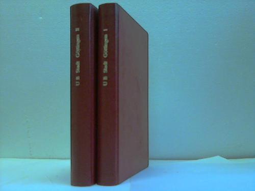 Göttingen - Schmidt, Gustav (Hrsg.)  Urkundenbuch der Stadt Göttingen. 2 Bände