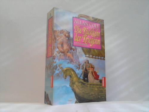 Die Rückkehr der Kriegerin. Fantasy-Roman