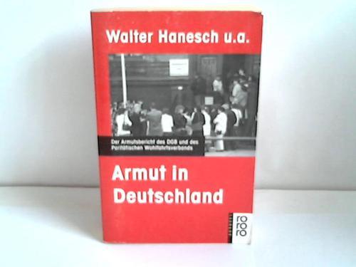 Hanesch/Adamy/Martens/Rentzsch/Schneider u.a.  Armut in Deutschland