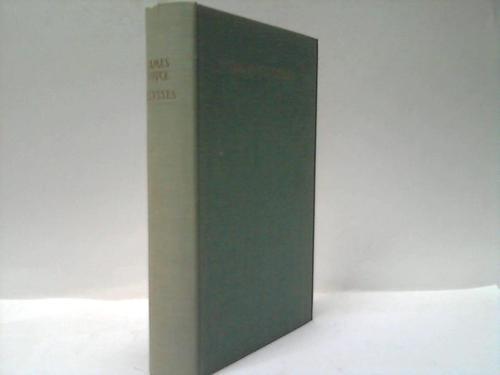 Ulysses. Einführung von C. Giedion-Welcker