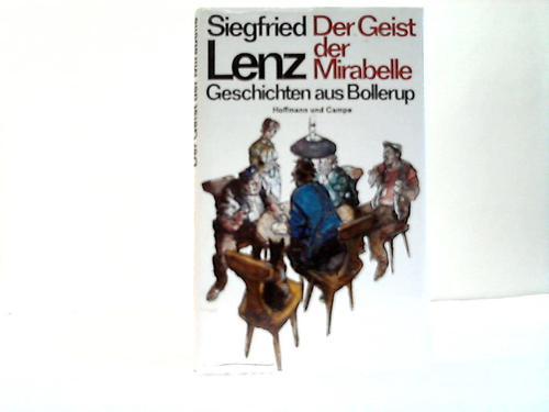 Der Geist der Mirabelle. Geschichte aus Bollerup