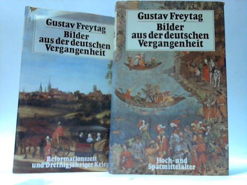 Bilder aus der deutschen Vergangenheit. 2 Bände