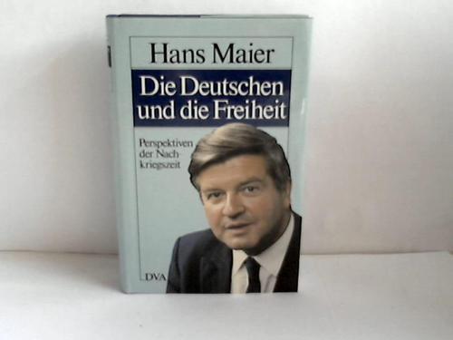 Die Deutschen und die Freiheit. Perspektiven der Nachkriegszeit