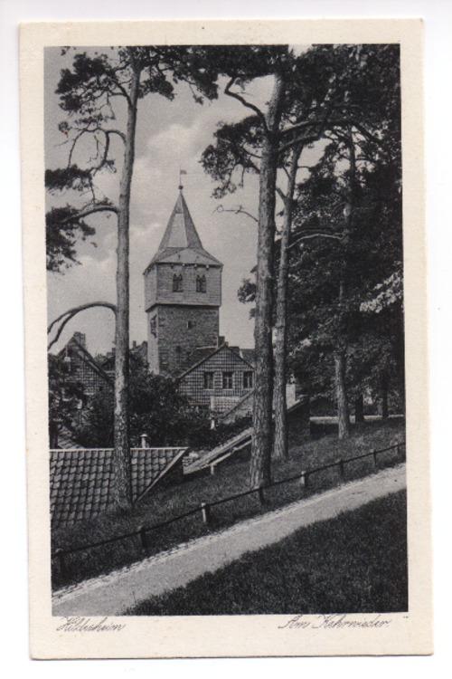 Postkarte: Am Kehrwieder