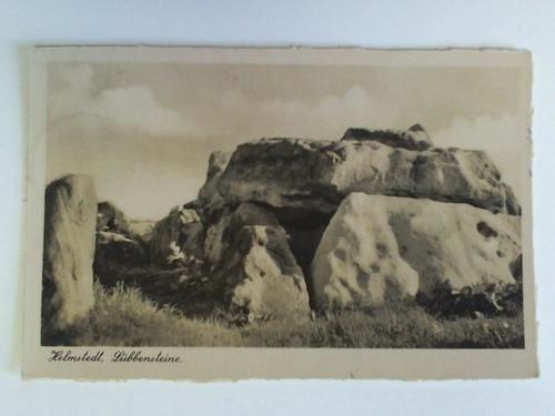 Postkarte: Helmstedt, Lübbensteine