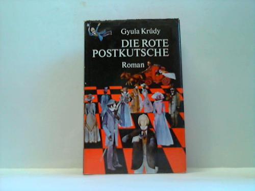 Die rote Postkutsche. Roman
