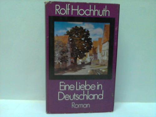 Eine Liebe in Deutschland. Roman