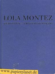 Lola Monetz.Memoiren 2. Gräfin von Landsfeld. 1.Aufl.
