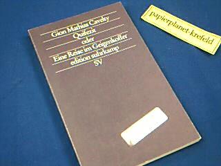 Quifezit oder eine Reise im Geigenkoffer. Suhrkamp-Taschenbuch Bd. 2001 ; 3518120018