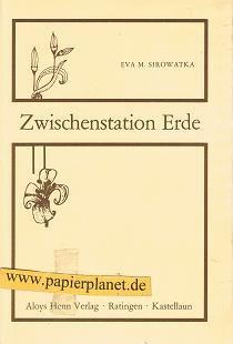 Zwischenstation Erde. Gedichte.