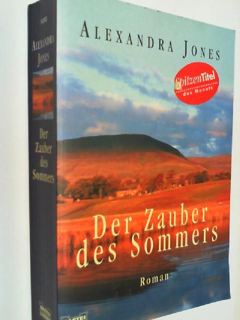 Der  Zauber des Sommers : Roman. Bastei Lübbe 14913. 3404149130