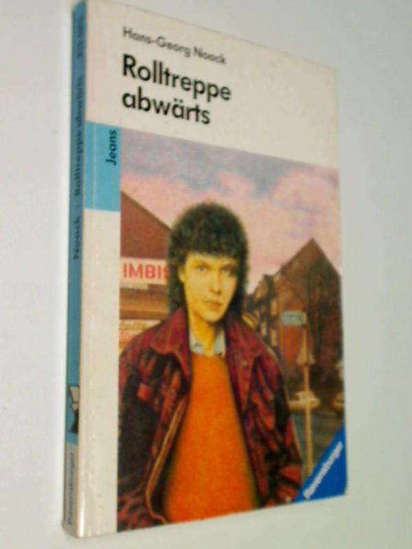 Rolltreppe abwärts. Mit einem Nachw. des Autors, Ravensburger 4003