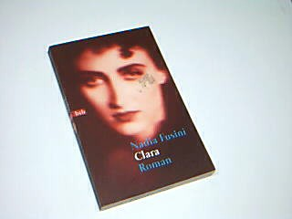 Clara . Roman . =  Due volte la stessa carezza ; 3442724562 Dt. Erstveröff.,