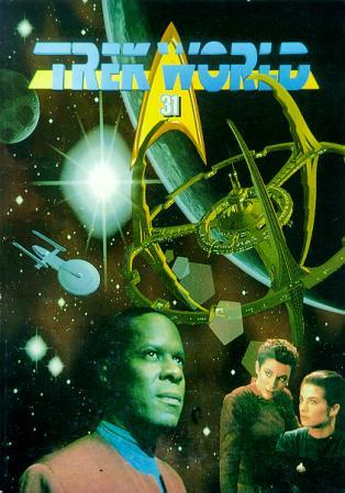 Trek World 31,  Ausgabe 1/94 Das SCI-FI & Trekkie Fachmagazin (Star Trek)