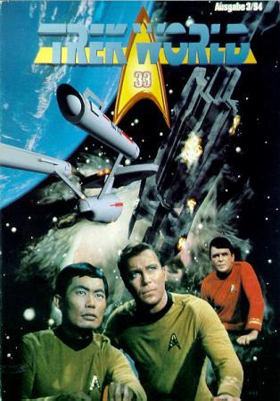 Trek World 33,  Ausgabe 3/94 Das SCI-FI & Trekkie Fachmagazin (Star Trek)