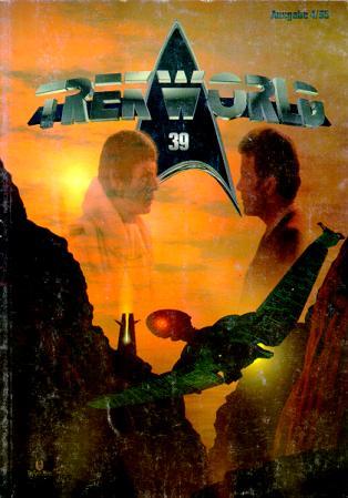Trek World 39,  Ausgabe 4/95 Das SCI-FI & Trekkie Fachmagazin (Star Trek)