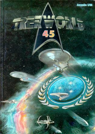 Trek World 45,  Ausgabe 5/96 Das SCI-FI & Trekkie Fachmagazin (Star Trek)