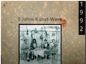 5 Jahre Kunst-Werk. 1987 1992. Kunst-Werk Edition