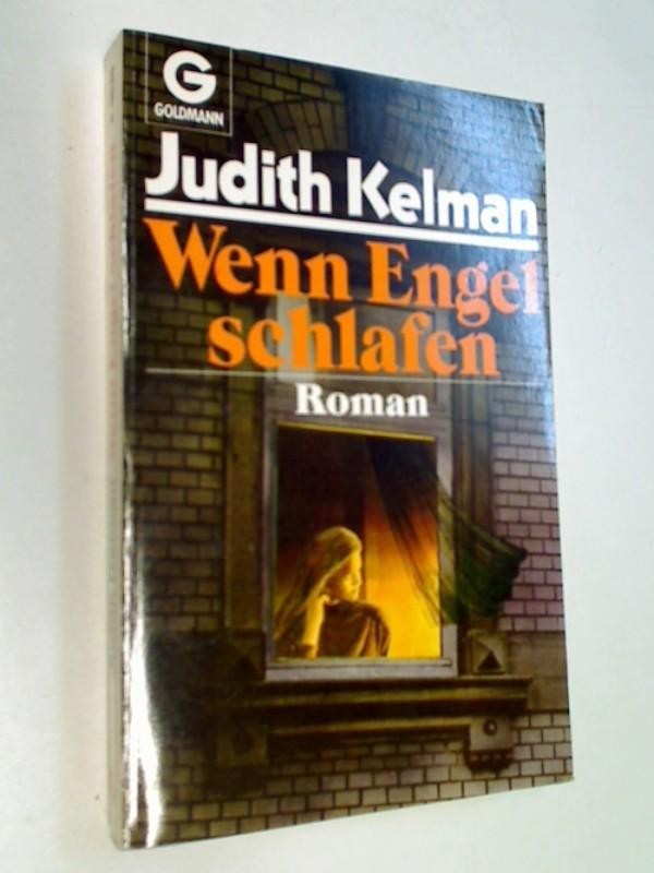 Wenn Engel schlafen Roman . Dt. Erstveröff., 2 . Aufl.