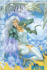 The Coven 2 Blut & Sand , Presseausgabe , 1998, Splitter Comic-Heft