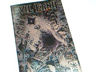 Pulido, Brian und Steven Hughes: Evil Ernie ( Mini Serie ) Bd. 2, Negativ Variant-Cover , März 1998, Chaos ! Comics, Comic-Heft Chaos ! Comics !. DEV