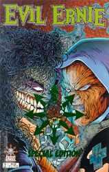 Pulido, Brian und Justiniano: Evil Ernie Bd. 2, Special Edition , mit Klarsichtumschlag, Juni 1998, Chaos ! Comics, Comic-Heft Chaos ! Comics !. DEV