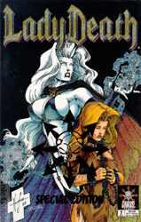 Pulido, Brian und Steven Hughes: Lady Death Bd. 2, Special Edition , Chaos ! Comics , Juni 1998, Comic-Heft DEV