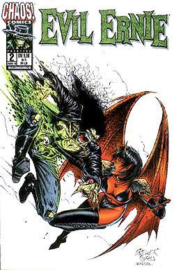 Pulido, Brian, David Brewer Curtis Arnold u. a.: Evil Ernie Prestige 2, Angst - Teil 1 , Aug 1999, Chaos ! Comics. DEV