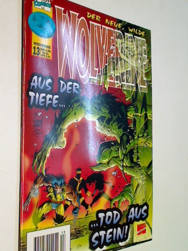 Hama, Larry, Val Semeiks und Chad Hunt: Wolverine 13: Die Säule der Zeit , 27.8.1998,(Marvel Comics)