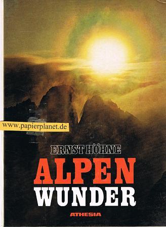 Alpen Wunder. Natur und atmosphärische Erscheinungen in den Alpen.