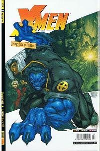 X-Men 23,  Wilde Schöpfung,  28.11.2002, Panini Marvel Comics, Comic-Heft