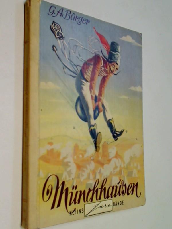Münchhausens Abenteuer. (1953)
